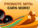 Promote MP3 Downloads and Earn More!