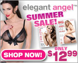 Don't miss out - Select Elegant Angel titles only $12.99!