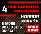 Great prices on select Horror Movie Collections.