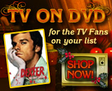 Get the best of TV On DVD for the TV lover on your list!