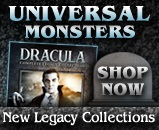 Universal Monsters Legacy Collections - new movies & features added!  Dracula, The Mummy, The Creature & more!