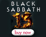 Don't miss the new Black Sabbath album!