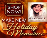 Make new memories with these recent Holiday releases!