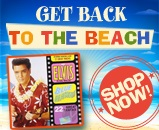Click here for classic beach music from Elvis, Annette, Jan & Dean, The Ventures & more!