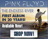 The first new album from Pink Floyd in 20 years! Order Endless River now! Available on CD or Vinyl, plus boxed sets with DVD or Blu-ray.