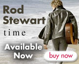 Click here to pre-order Rod Stewart�s new album, Time. Available May 7.