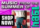 We've got all your favorite summer music whether you listened on a transistor radio, boom box, or discman! Summer of 1984 - The Boss, Tina Turner, Van Halen & more!
