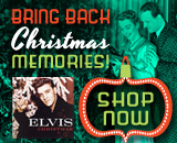 The greatest Holiday songs of all time! Shop Now!